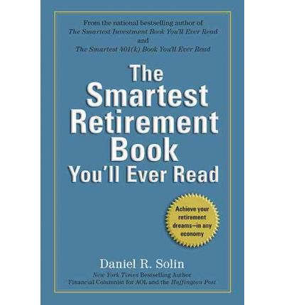 Book named The Smartest Retirement Book
