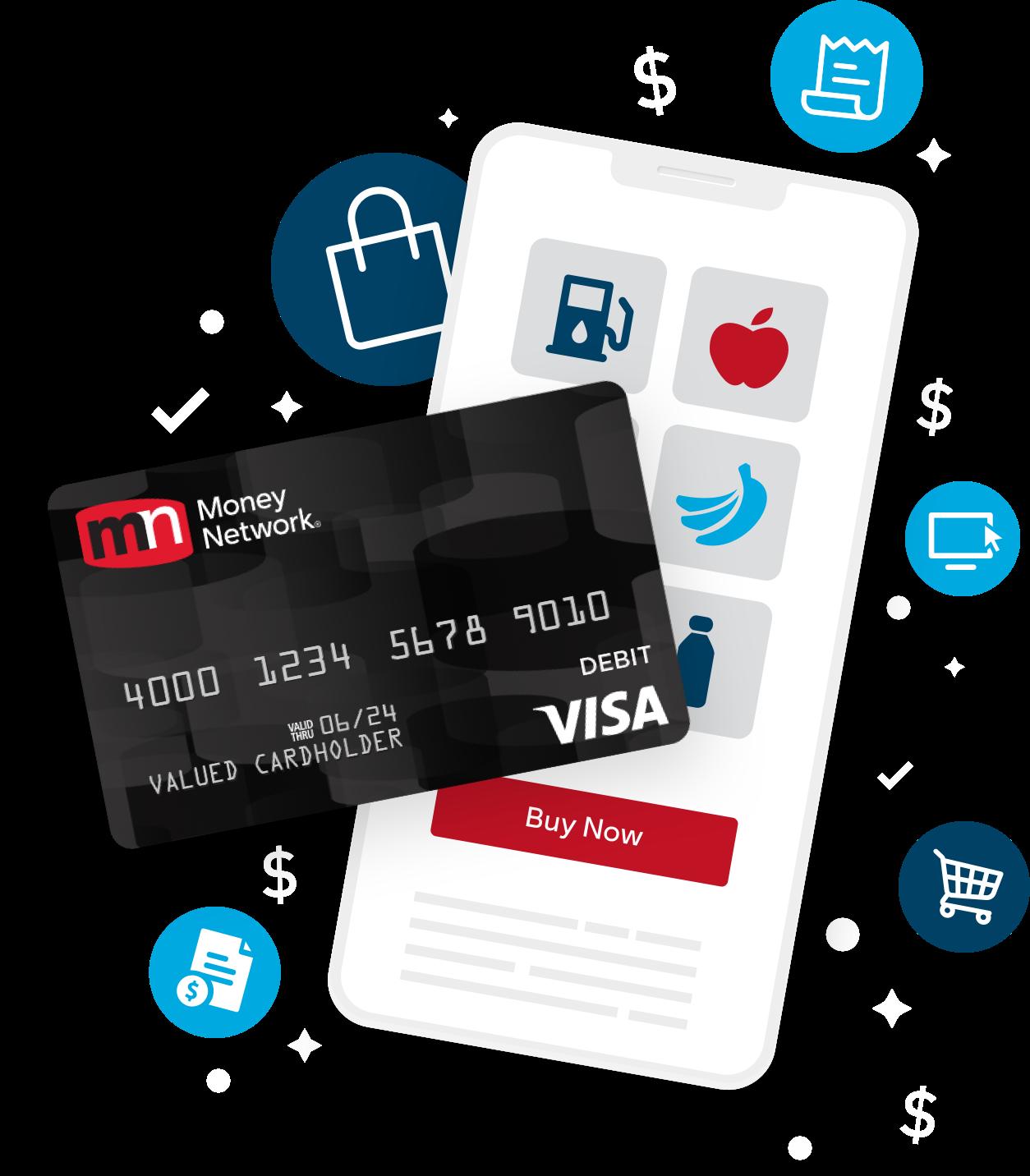 adp money network card