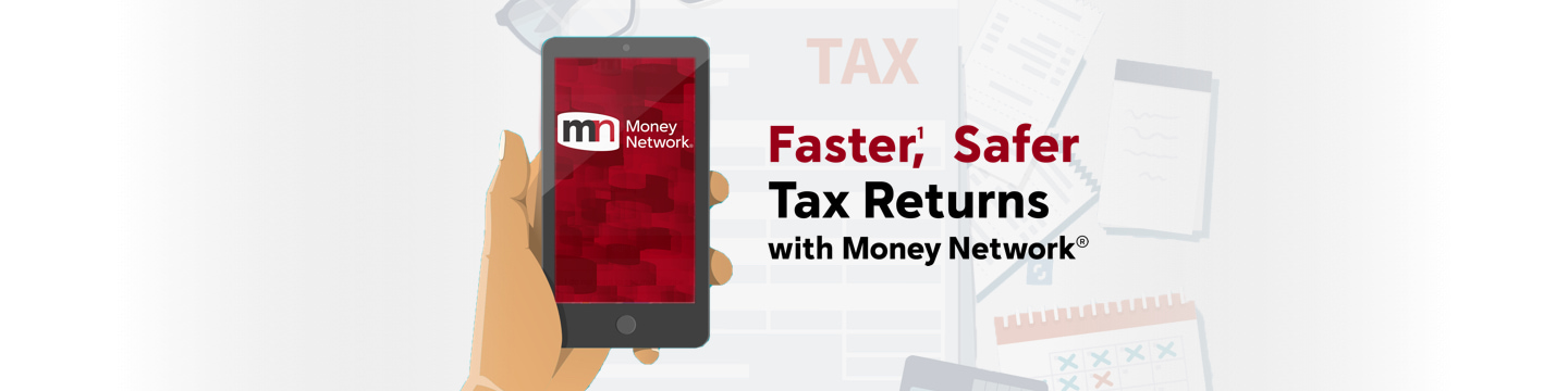 When it Comes to Tax Refunds, SOONER IS BETTER.